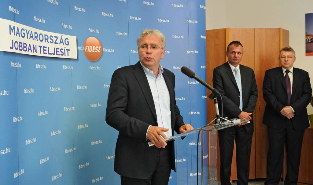 Új szemlélettel irányítana a Fidesz: nyerjenek végre a gyöngyösiek!