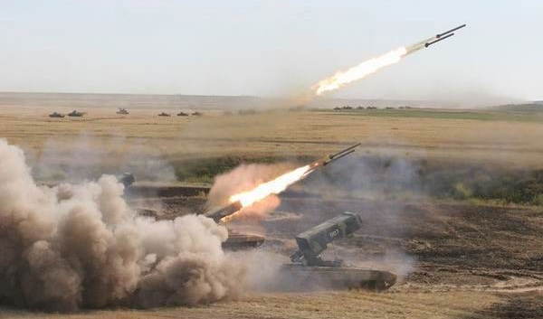 Ukrán válság – Kijev: újabb nehézfegyvereket adott Oroszország a kelet-ukrajnai szakadároknak