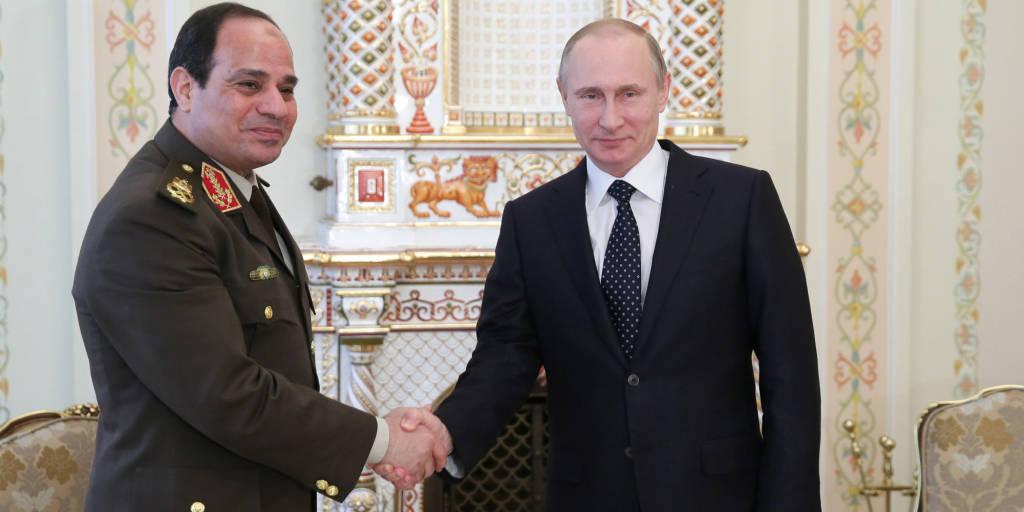 Megállapodott Putyin és Szíszi