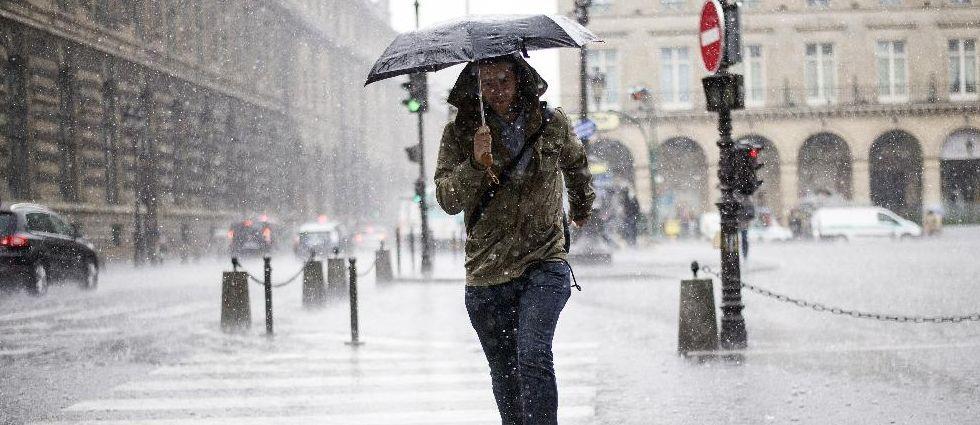 Sok esővel jöhet a hétvége, másodfokú figyelmeztetést adtak ki Heves megyére is