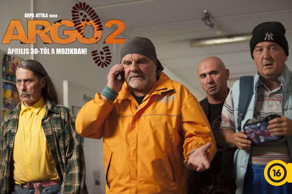 Az egri Kerekes Band zenéje az Argo 2-ben