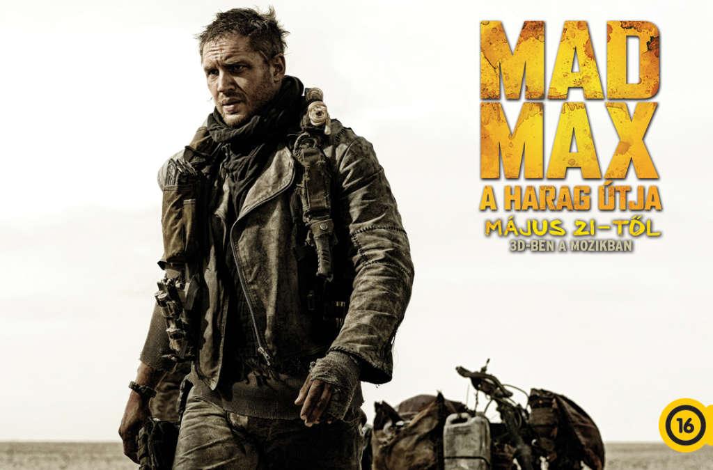 Őrült siker lesz itthon is a Mad Max