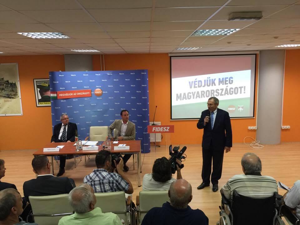 Pintér Sándor: Nem tudjuk kik ezek! A Nem-re buzdít a belügyminiszter!