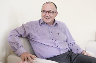 A Markhot Ferenc Kórház főigazgatója dr. Vácity József szerint a program nagyon hasznos.Archív Fotó: Nemes Róbert