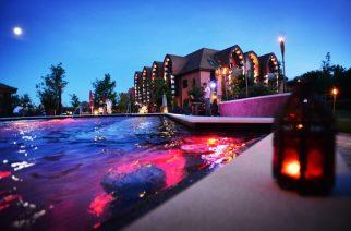 A szerelmes párok szerint az egerszalóki hotel a legromantikusabb szálláshely