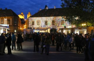 Az Egri Csillag Weekend az Egri Borvidék első nagy rendezvénye minden évben. Archív Fotó: Nemes Róbert