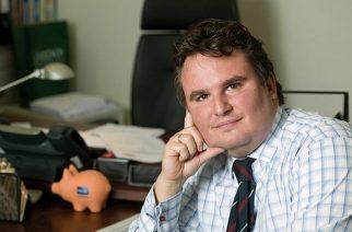 Lakatos Zsolt, a következő bizLounge est főszereplője. Fotó: piacésprofit.hu