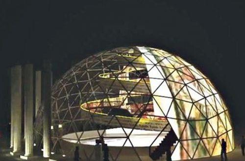 Újra gömbbel telik meg a tér – a Magyar Nemzeti Múzeum kiállítása érkezik hozzánk