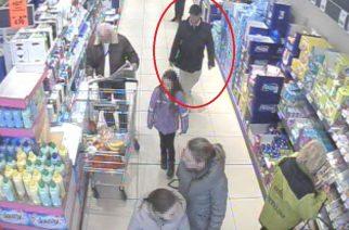 Pénztárcákat lopott a tolvaj a Rákóczi Ferenc úti áruházban - Fotó: police.hu