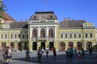 Városháza - Archív Fotó: Nemes Róbert