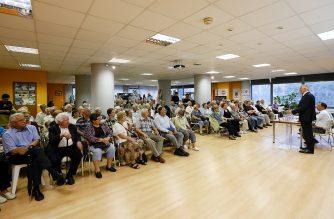 A sajtótájékoztatót lakossági fórum követte -  Fotó: Nemes Róbert
