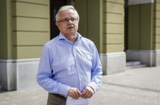 Habis László polgármester szerint jó az irány (Fotó: Nemes Róbert)