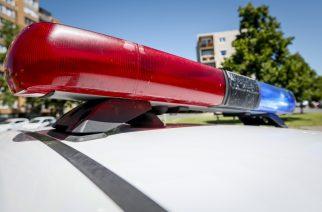 Rendőrség - Fotó: Nemes Róbert