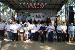A díjazottak - Fotó: police.hu