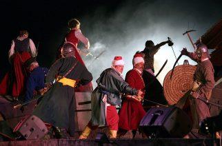 Vasárnap zárul az Agria Nyári Játékok, méghozzá a várban, ahol az Egri csillagok történelmi musicalt láthatjátok - Fotó: agriajatekok.hu