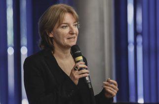Heal Edina, a Google hazai vezetője - Fotó: Nemes Róbert