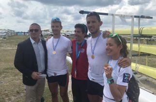Fotó: Magyar Evezős Szövetség - Hungarian Rowing Federation facebook oldala
