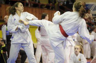 Karate világbajnokság – jól szerepeltek az egriek