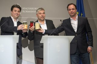 B-J: Erdős Norbert, Bross Péter és Nyitrai Zsolt (archív fotó:Fidesz.hu)