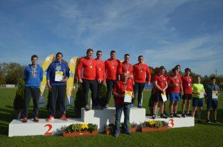 Kiválóan szerepeltek a Heves megyei versenyzők az idei első Diákolimpia országos döntőn