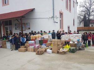 Szent Imre iskola: összefogtak az erdélyi gyermekekért