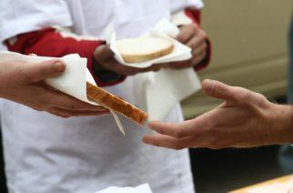 Ételt az Életért – szombaton ételosztás