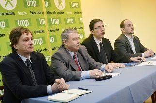 A képviselőjelöltek - Fotó: Lénárt Márton