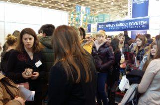Indul a Education Nemzetközi Oktatási Szakkiállítás, és persze ott van az Eszterházy egyetem is