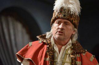 Előadásszünet: Elmarad a Zrínyi 1566 – üzent a balesetet szenvedő művész