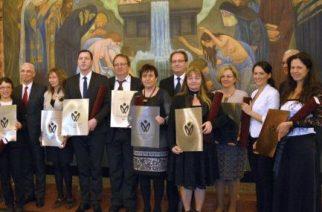 Elismerést kapott az Egri Kulturális és Művészeti Központ