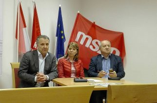 Molnár Gyula, Mirkóczki Zita és Korózs Lajos - Fotó: Molnár Helga