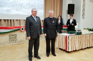 Thummerer Vilmos és Herman István Ervin is életműdíjként tekintenek állami kitüntetésükre