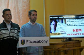 Gondos István: Mirkóczki Ádám és a Jobbik becsapja a választókat