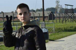 Hajnády Kristóf Auschwitzban