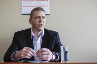 Vámos Csaba szerint ő a legesélyesebb ellenzéki jelölt