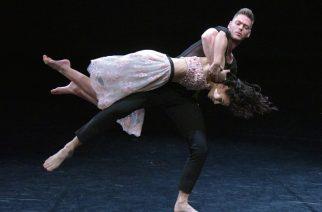 Az egri táncosok előadásának címe Szegfűk és rózsák (Fotó szíihaz.org)