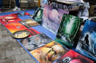 Utcára mennek a művészek– Egerben is a járókelők kezében a döntés