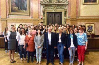 Külföldi diákok ismerkedtek Egerrel