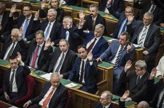 Kedden megalakult az új Országgyűlés, csütörtökön miniszterelnököt választanak (fotógaléria)