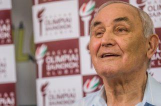 Ambrus Miklós (MTI fotó: Balogh Zoltán)