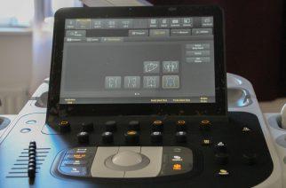 Az ultrahang készülék jól illeszkedik a kórház radiológiai eszközparkjához és kiegészíti akorábbi fejlesztések eredményeként beszerzett képalkotó eszközök listáját.