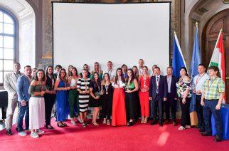 Egyedüli egyetemi csapatként lesznek jelen a magyar kézilabda sport elitjében az egri lányok (Fotó: Kakuk Dániel)