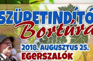 Szüretindító Bortúra a Gyógyvizek Völgyében