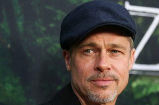 Brad Pittet Egerben látták