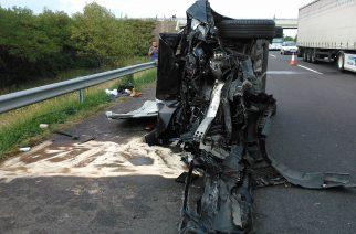 Megszűnt az útlezárás az M3-as autópályán!