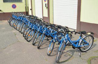 Ötvenhat új kerékpár a megyei rendőröknek