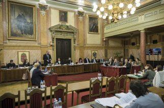 Közgyűlés: Mirkóczki Ádám lecseréli Egerben egykori támogatóit