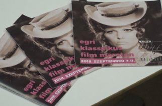 Péntektől a filmsztárok városa lesz Eger