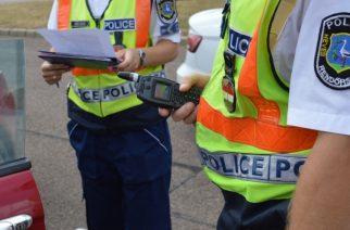Három balesetnél intézkedtek megyénk rendőrei az elmúlt 24 órában