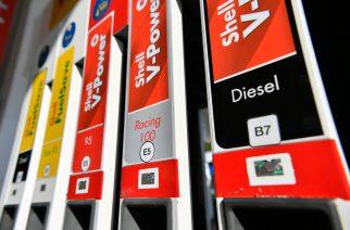 Üzemanyag-jelölõ címkék egy benzinkúton Debrecenben MTI Fotó: Czeglédi Zsolt